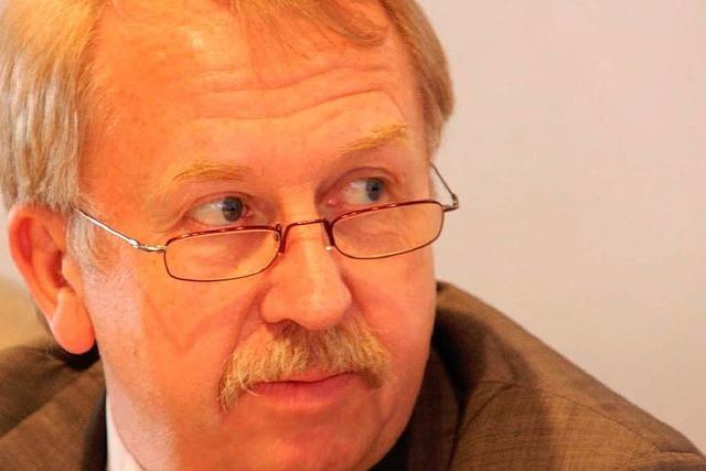 Rau und Goll: Zwei Minister im EnBW-Aufsichtsrat