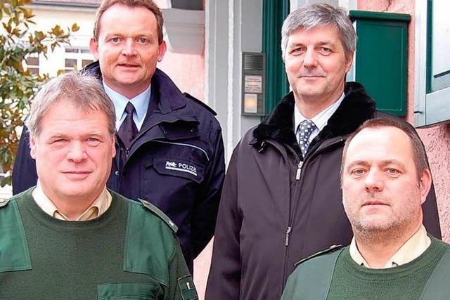 Bankräuber gefasst – Lob für die Polizei