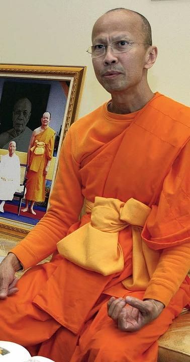 Phra Vichai Punnadhammo    Foto: Theo Weber