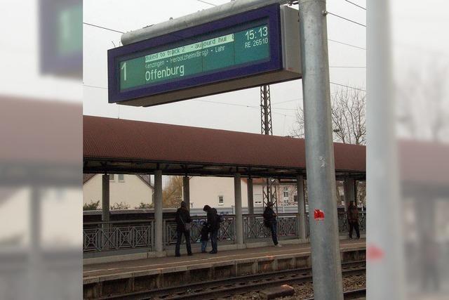Warum der Zug nicht kam