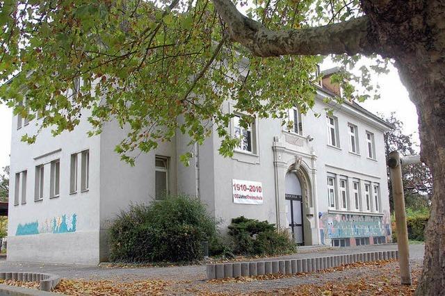 Ganztags-Grundschule interessiert nur die Friedlinger