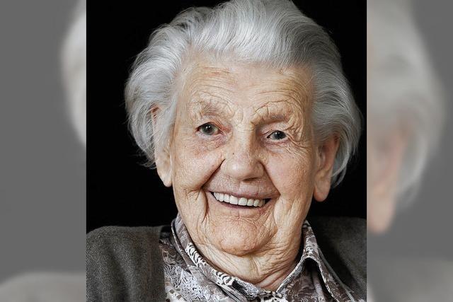 Maria Bock: Eine Frau mit Geschichte