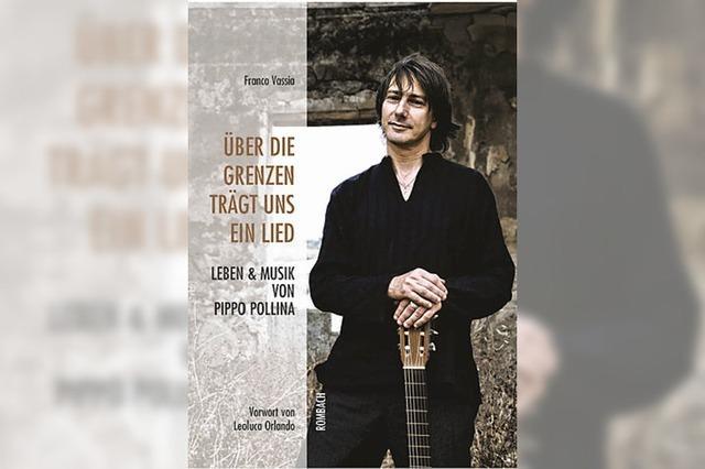 BUCH: Pippo Pollinas Leben