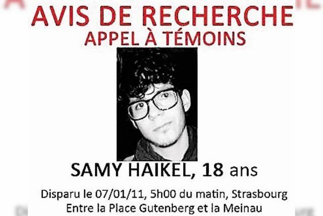 Student seit Wochen vermisst