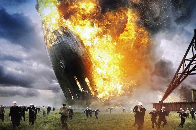 Hindenburg: Ein Absturz als Prestige-Projekt
