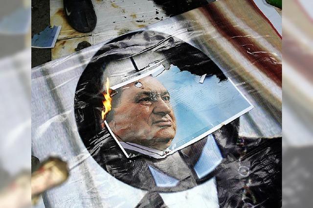 USA und EU rücken von Mubarak ab