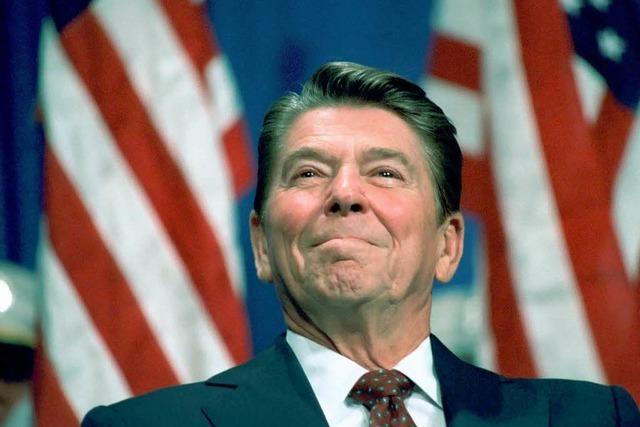Ronald Reagan: Kumpel im Weißen Haus