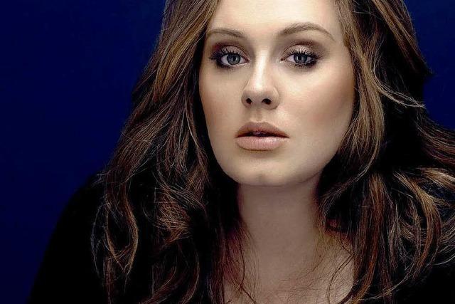 Adele erobert die deutschen Charts