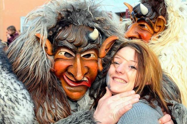 Fotos: Narrentreffen in Ettenheim