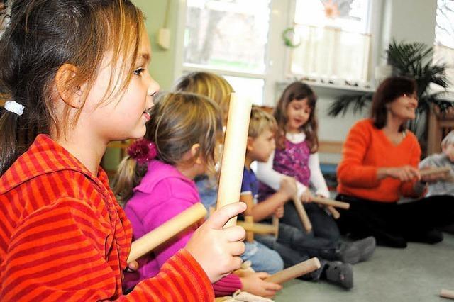 Mit Gesang zur Schulfähigkeit