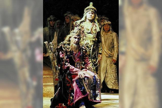 Nabucco kommt in der Kaiserstraße