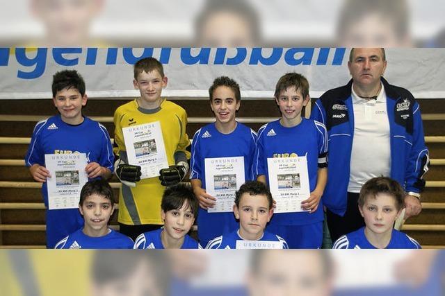 D-Jugend-Fußball auf hohem Niveau