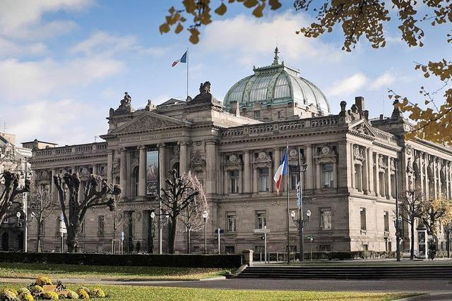 Straßburger Nationalbibliothek wird für 60 Millionen saniert