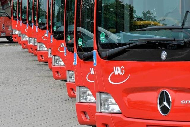 Dreckiger Diesel stoppt die VAG-Busflotte