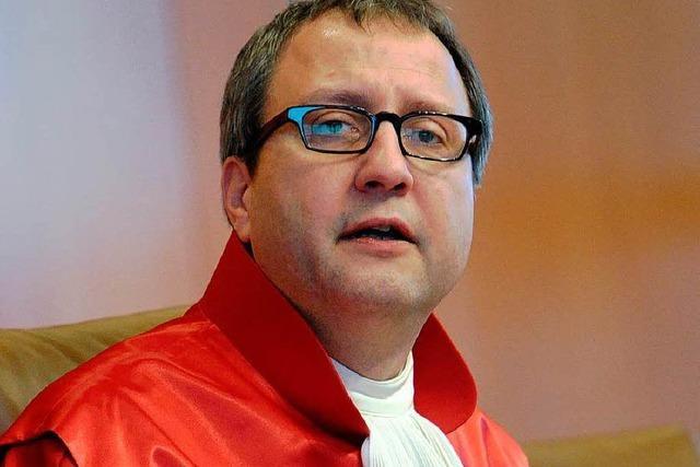 Voßkuhle kritisiert Ausgestaltung der Sicherungsverwahrung