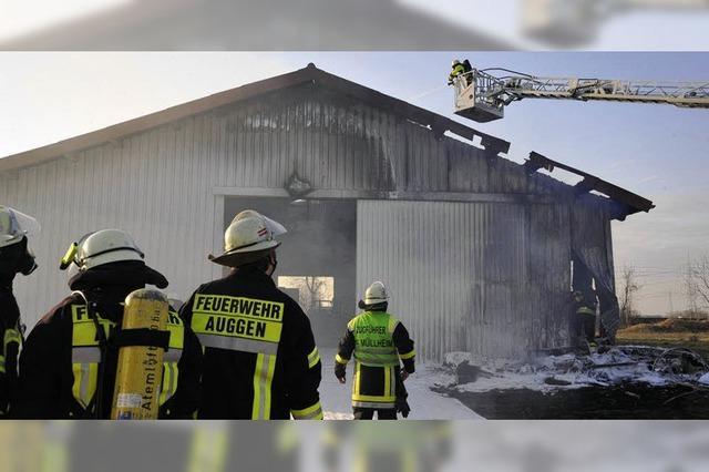 Oldtimer in Flammen – Schaden mindestens 150.000 Euro