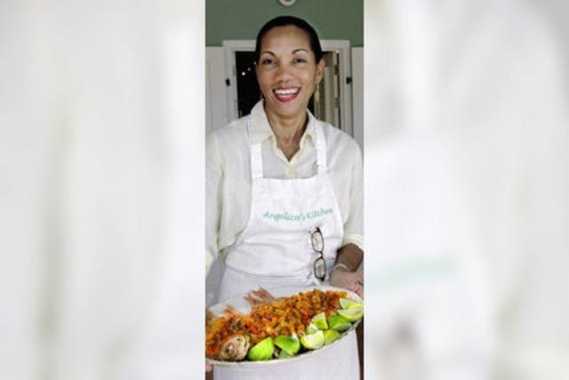 Süße der Karibik: kochen, lachen, essen