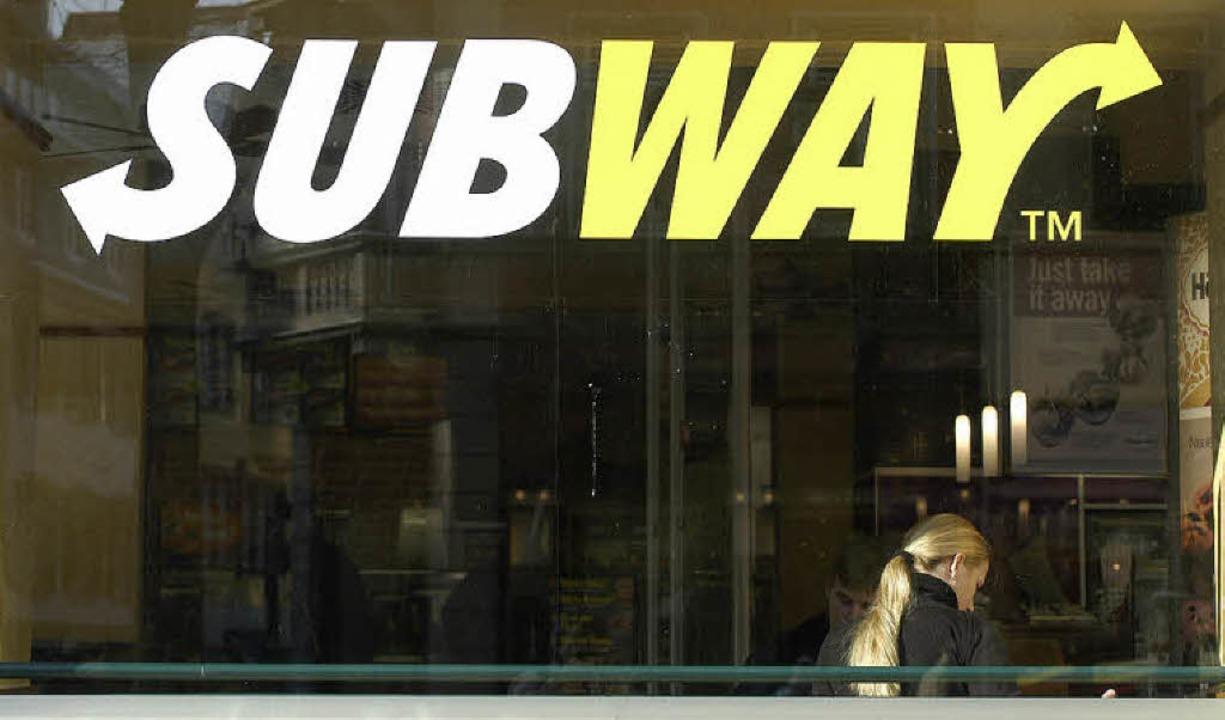 Subway ist in Freiburg erst einmal passé. Das Bild stammt aus dem Archiv.  | Foto: Ingo Schneider