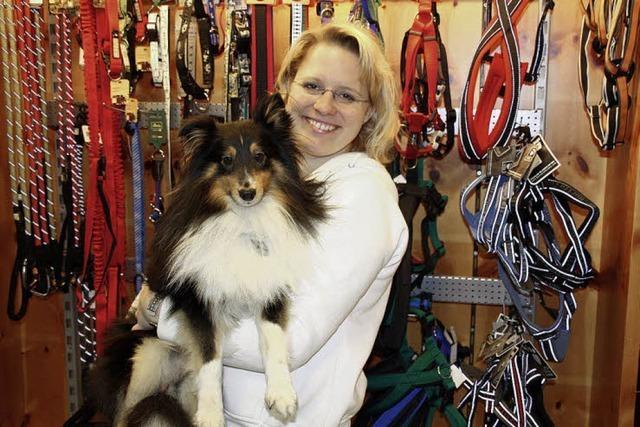 Hundesportladen in Ebnet: Den Hunden Beine machen