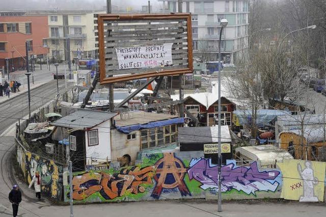 Vauban: Pro und Kontra Wagenburg