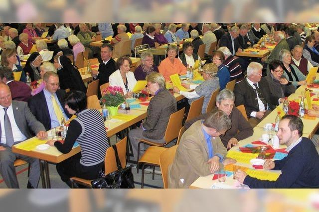 Jeden Monat eine Veranstaltung für Senioren