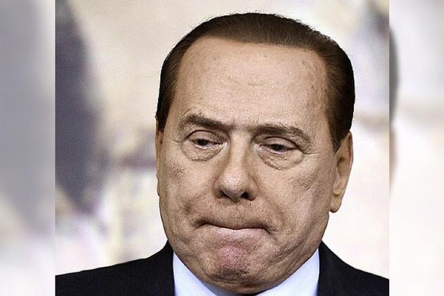 Sexaffäre: Schneller Prozess gegen Berlusconi?
