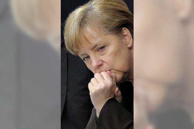 Bundeskanzlerin Merkel sagt im Kundus-Ausschuss aus