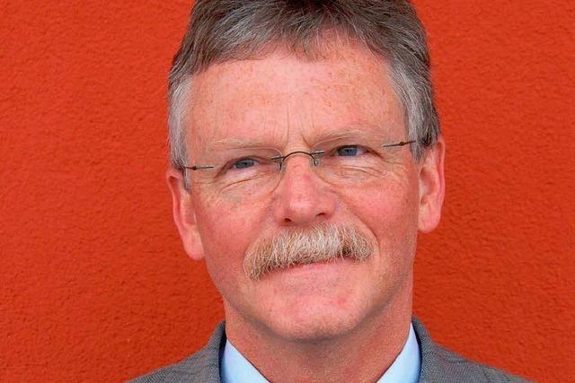 Ewald Hitz neuer Amtsleiter