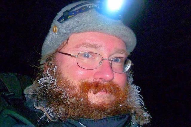 Arktischer Ultra-Marathon: Ortenauer Arzt hat es geschafft