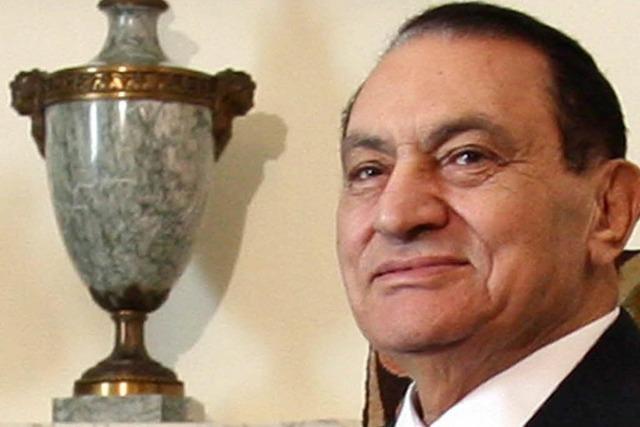 Ägypten und die ganze Welt warten auf Mubaraks Rede