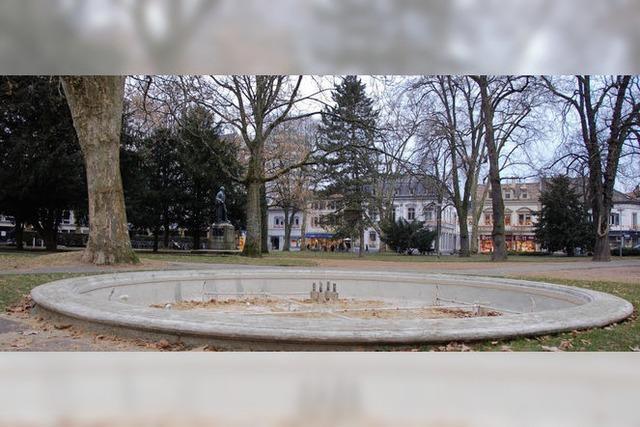 Kein Event-Platz aber ein Park mit vielen Optionen
