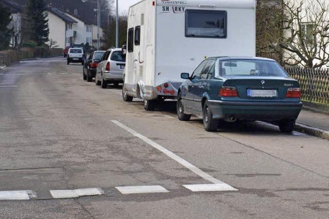 Kritik an Verkehrsführung