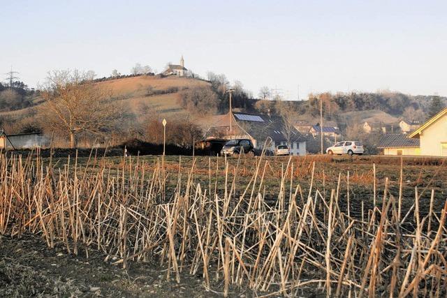 Räte äußern Kritik an den Grundstückgrößen