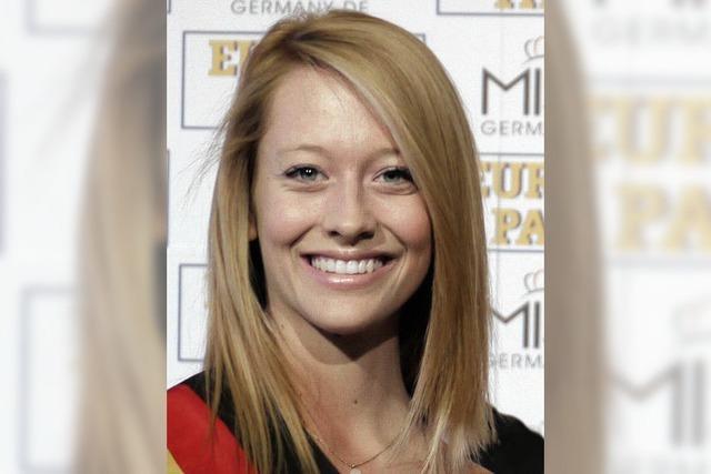 Anja Roth aus Goldscheuer will Miss Germany werden