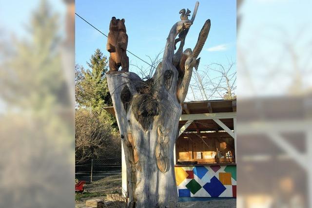 In Seefelden tanzt der Bär
