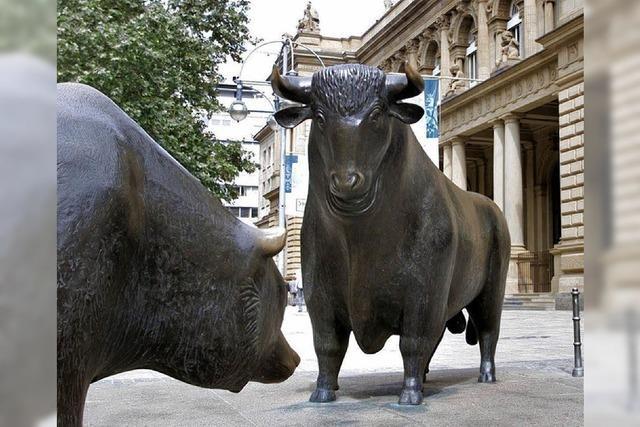 Frankfurter Börse könnte den Kürzeren ziehen