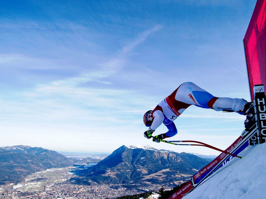 Ski Alpin Kombination