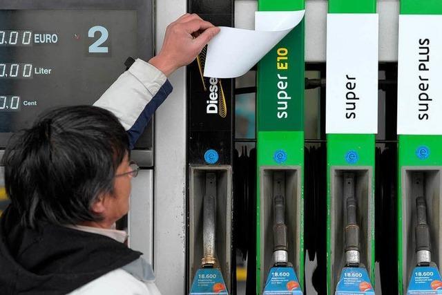 Die Tankstellen halten neuen Biosprit künstlich billig