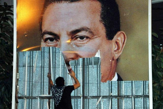 Ära Mubarak beendet – Erleichterung im Westen