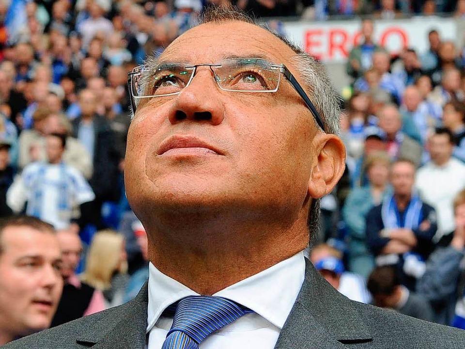 Felix Magath Schalke