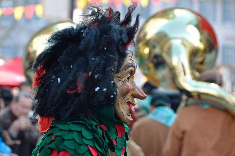 Impressionen vom Jubiläums-Narrentreffens-Samstag (Foto: Barbara Ruda)