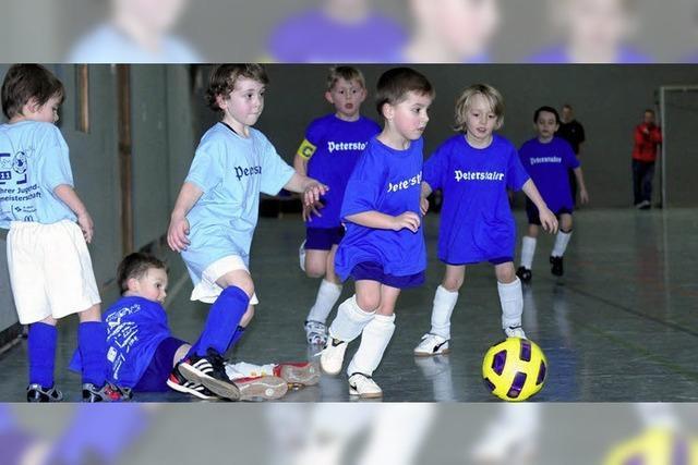 Die große Show für kleine Kicker