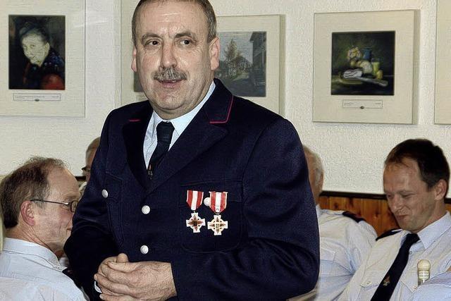 Elf Einsätze forderten die Feuerwehr