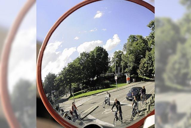 Verkehrssicherheitstage am Schiller und am Oken