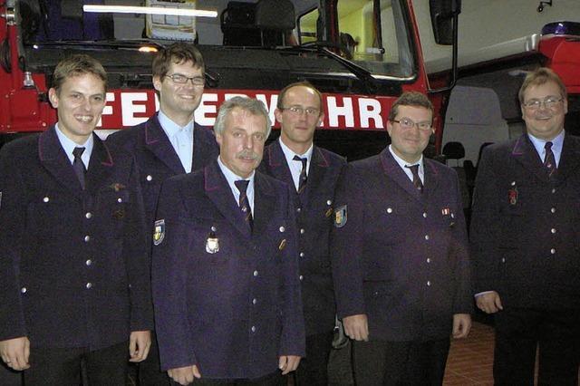 Zahl der Feuerwehreinsätze stieg 2010 auf stolze 38