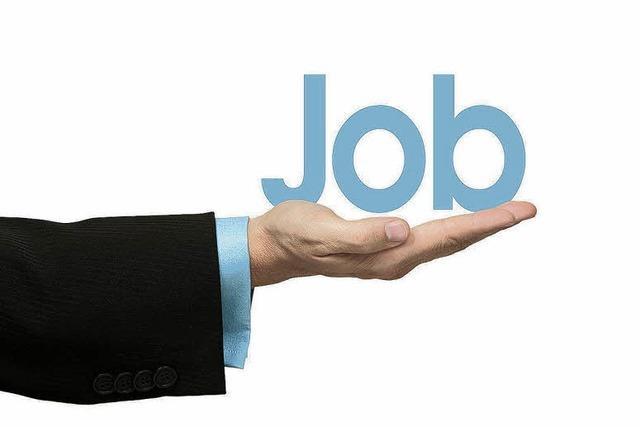 Jeder Arbeitsplatz zählt beim Jobmotor