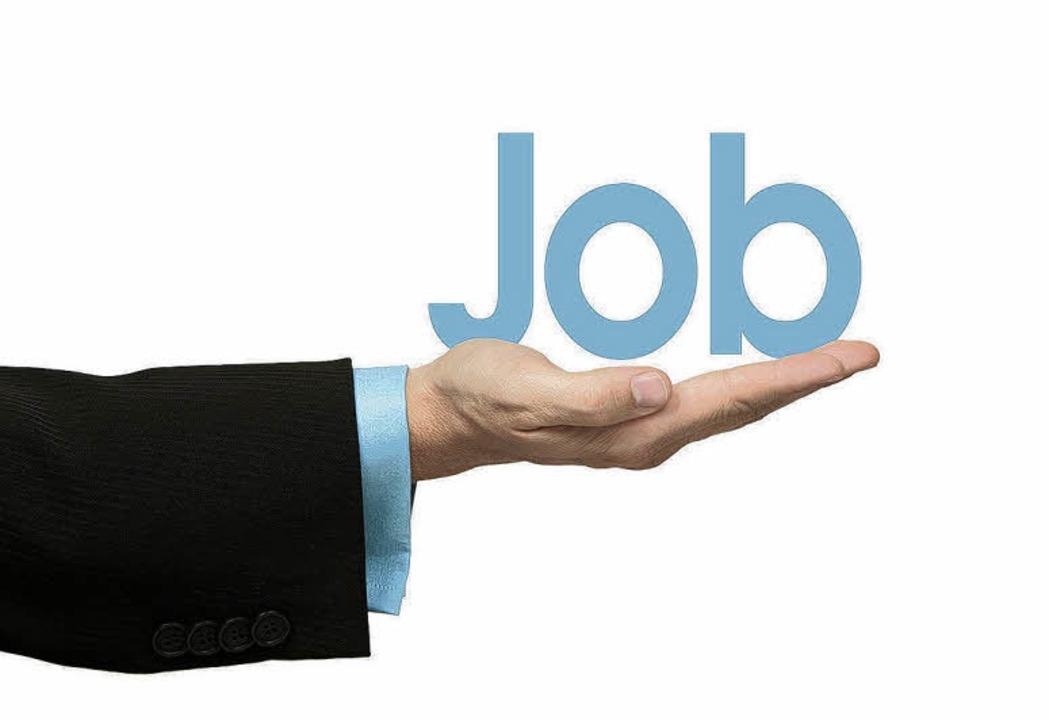 Wer Jobs geschaffen hat, bitte melden!    Foto: fotolia