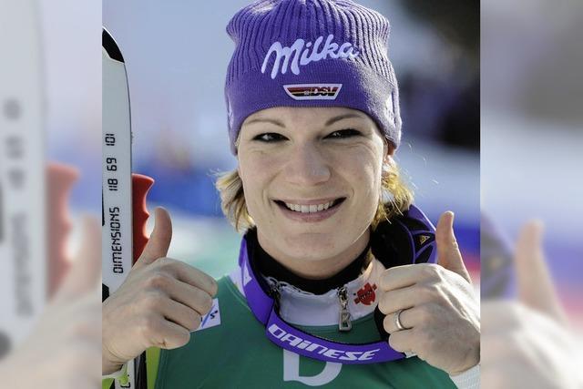 Alle haben sich bei der Ski-WM wieder lieb