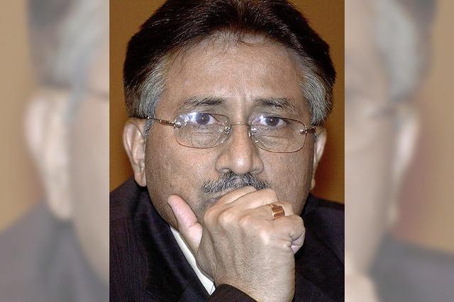Pakistanischer Staatsanwalt erlässt Haftbefehl gegen Musharraf