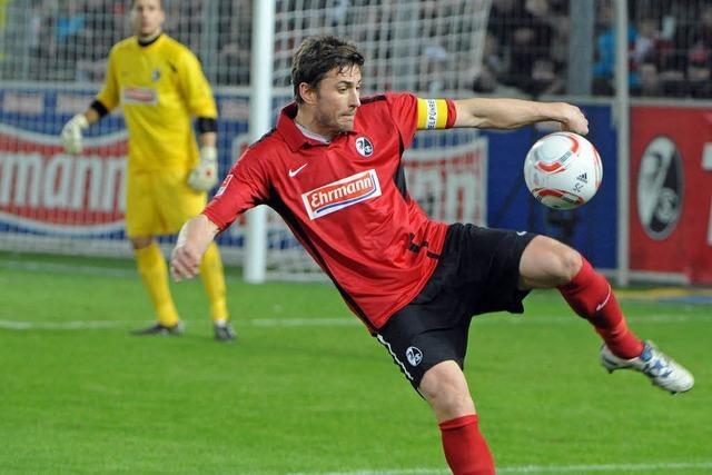 SC Freiburg: Butscher lehnt Vertragsverlängerung ab
